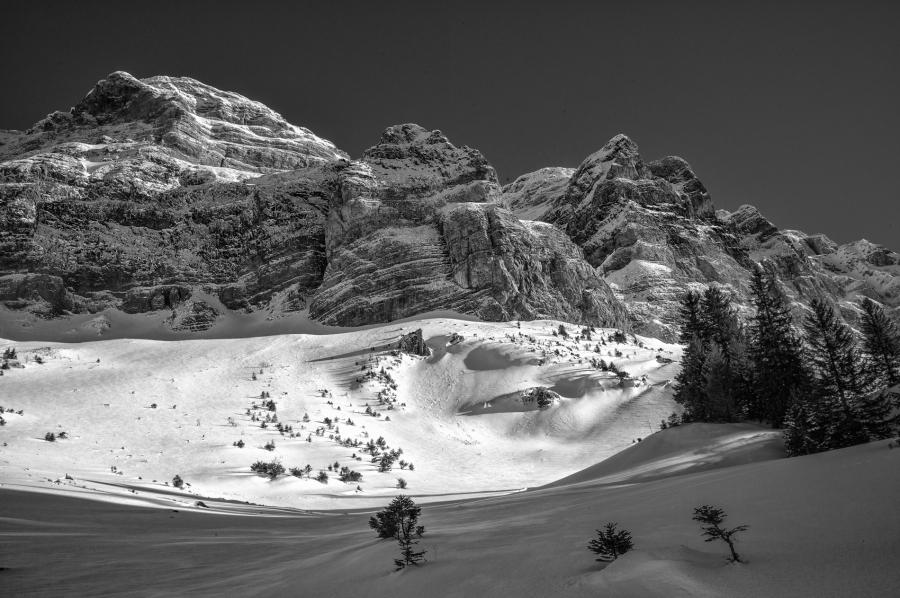 Mount Säntis, Switzerland